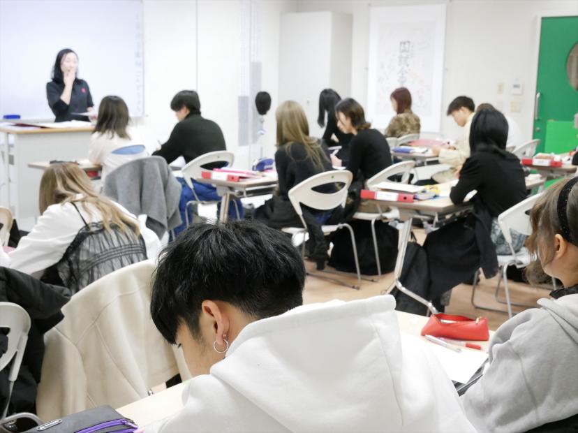 美容学科|美容に関する理論、知識をしっかりと学びます。