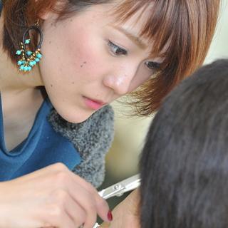 プロ養成科|通信課程を併用し、最短で美容師デビュー