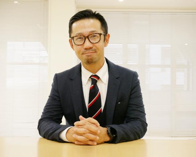 ベルフォートアカデミー学校長 長尾拓朗